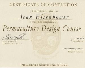 PDC - Scott Pittman certificate