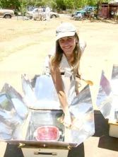 solar cook b
