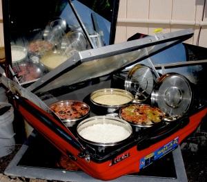 tulsi solar cooker